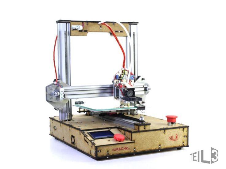Die 3DDruckerei Teilmachr 503e kaufen im TEIL3 Online