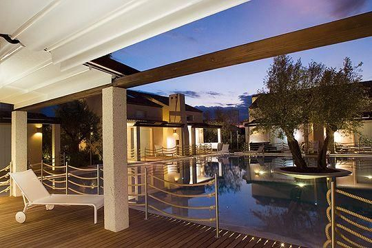 Retractable Roofs - Galleries - Classic Blinds and Shutters