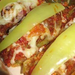 Piments banane farcis @ qc.allrecipes.ca