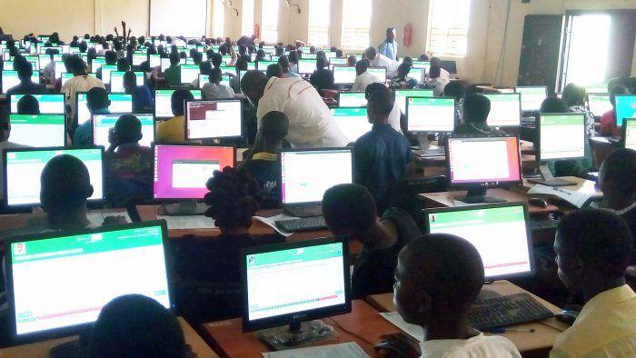 JAMB begins mock examination, warns candidates against cheating