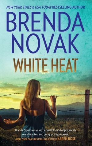 White Heat (Dept 6 Hired Guns, #1) by Brenda Novak -have; yet to read