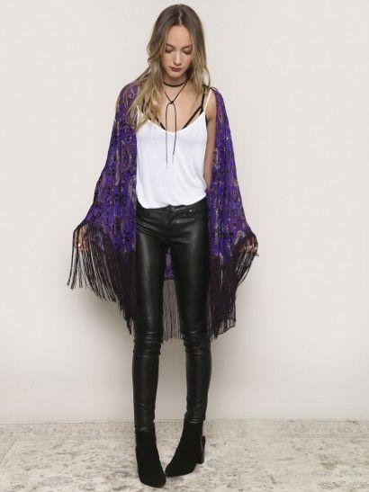 Pixie Dust Gypsy Jacket - Gypsy Warrior