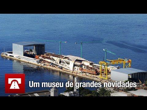 Um museu de grandes novidades   Cidade Olímpica - YouTube