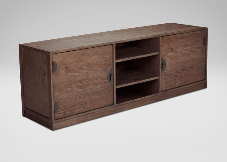 Parry Small Media Cabinet