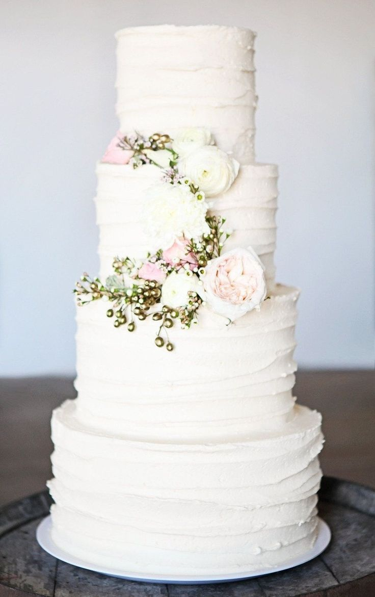 138 best Wedding Cakes images on Pinterest | Cake wedding, Cakes and ...