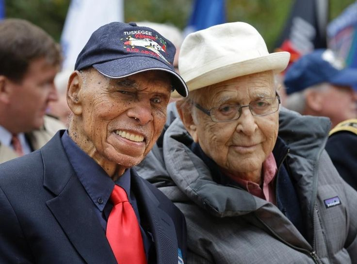 Roscoe Brown Jr., Tuskegee Airman and educator, dead at 94 | Fox News