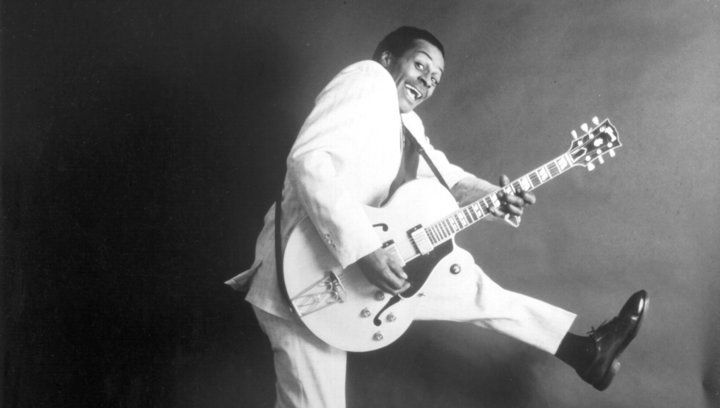 """Chuck Berry has died. He penned a great number of hits in the 1950s and 1960s like """"Sweet Little Sixteen,"""" """"Roll Over Beethoven"""" and """"Rock and Roll Music"""" that influenced generations of rock groups, including The Beatles. Merging a captivating stage presence with his own blend of blues, country and jazz, Berry helped define the fledgling rock'n' roll genre, later becoming one of the first musicians inducted into the Rock and Roll Hall of Fame in Cleveland, Ohio."""