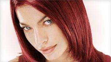 Kόκκινο Χρώμα Μαλλιών. Μου ταιριάζει; με τη L'Oréal Paris