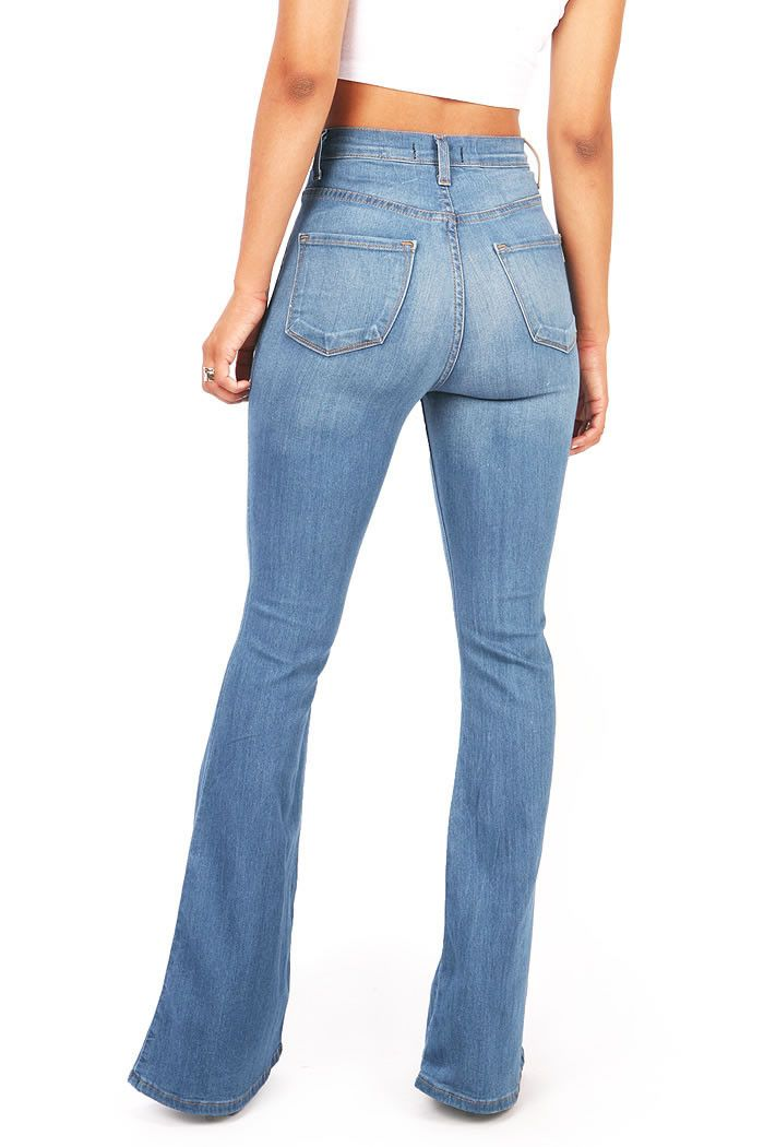 Πάνω από 25 κορυφαίες ιδέες για Bell bottom jeans στο Pinterest ...