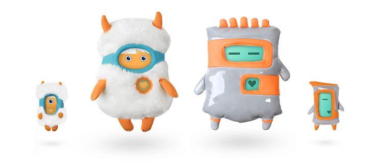 Totoya Creatures on Behance