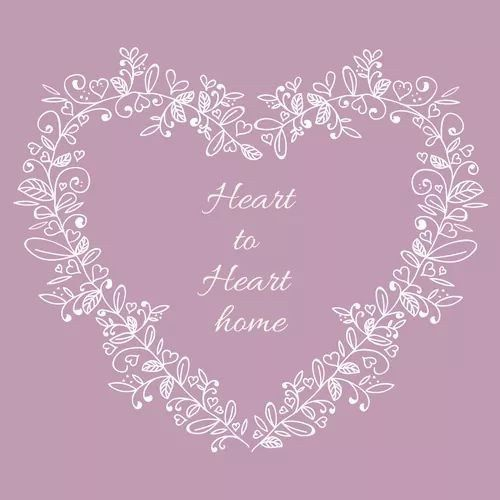 Really love what HearttoHeartHome is doing on Etsy.