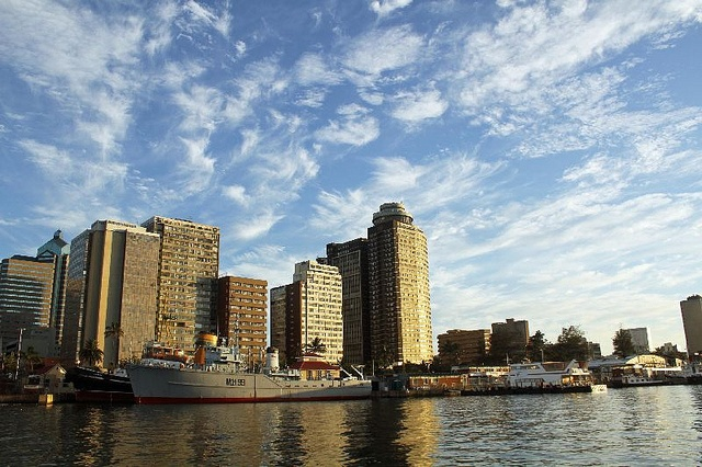 Port of Durban, south Africa by ethekwinigirl, via Flickr