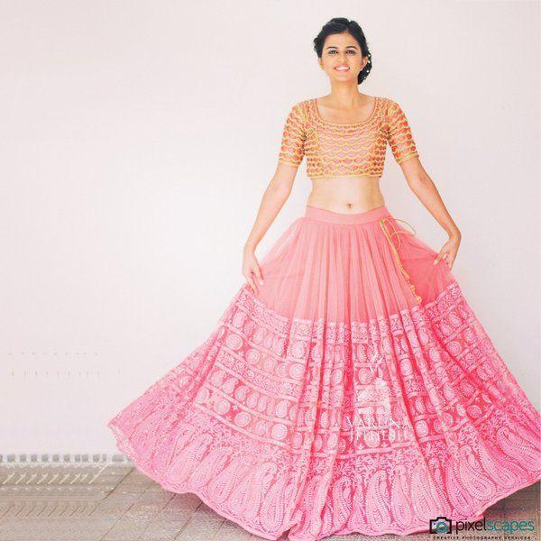 Meer dan 1000 afbeeldingen over Lehenga - Ghagra Choli - #Desi Skirt