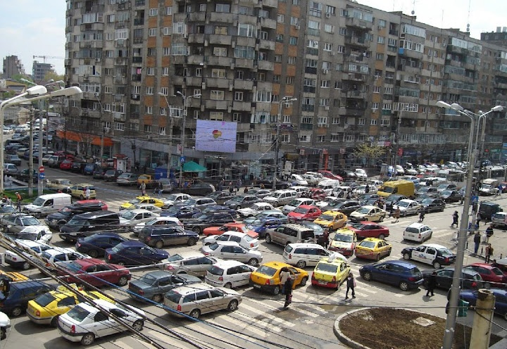 Romania...ohhhh the traffic