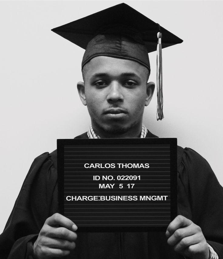 'The Mugshot Series' Reverses Ugly Stereotypes Of Black Men