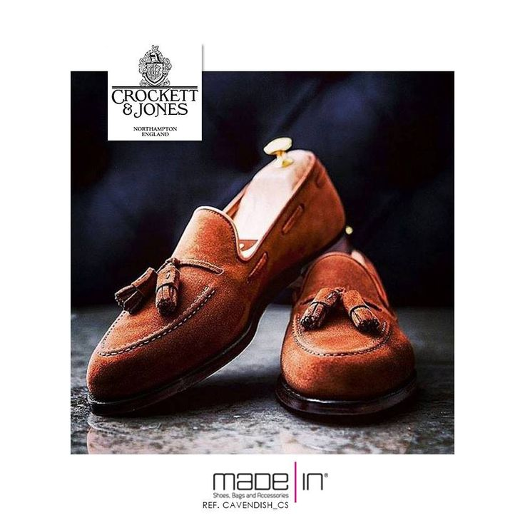 CAVENDISH_CS by CROCKETT & JONES