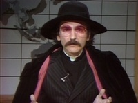 SNL...Father Guido Sarducci...Don Novello Life is a job. You get $14.50 a day, but after you die, you have to pay for your sins. Stealing a hub cap is around $100. Masturbation is 35 cents (it doesn't seem like much, but it adds up). If there's money left when you subtract what you owe from what you've earned, you can go to heaven. If not, you have to go back to work. (Sort of like reincarnation -- many nuns are Mafia guys working it off).