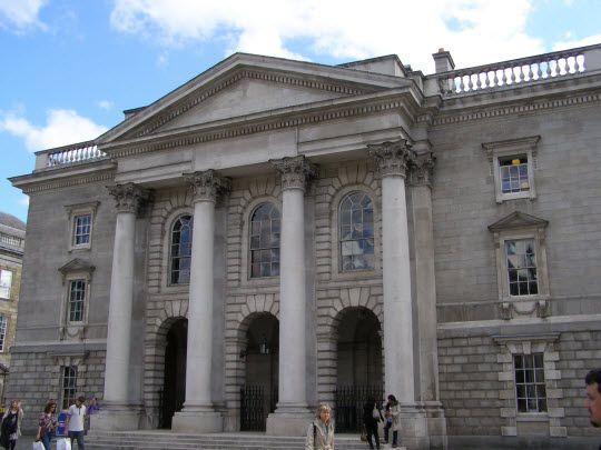 Trinity College in Dublin http://thingstodo.viator.com/dublin/trinity-college-in-dublin/