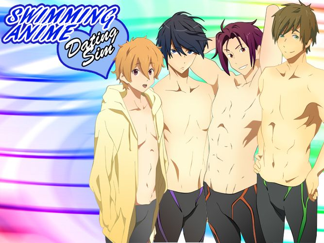 Swimming Anime Dating Sim: VERY BETA by fifthdimensional.deviantart.com on @deviantART