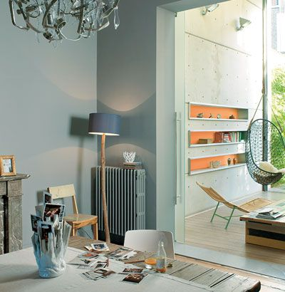 Modern Grey living with French Grey
