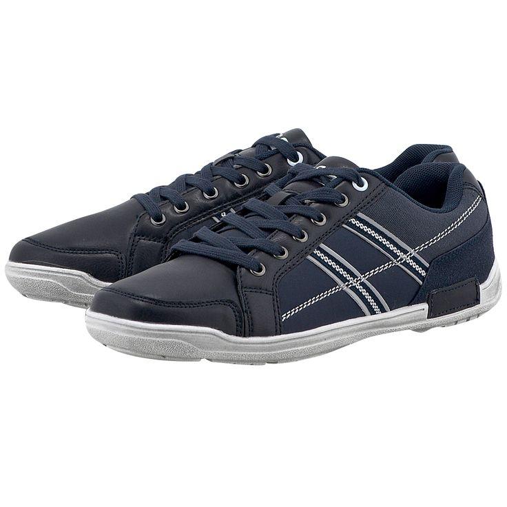 Για τις sport casual εμφανίσεις σας, ανδρικάαθλητικά παπούτσια low cutτου ελληνικού brandBitter & Sweet, αποτελούν ιδανική και στυλάτη επιλογή για την δραστήρια καθημερινότητά σας.          Συνθετικό δέρμα στο εξωτερικό            Εσωτερική επένδυση από ύφασμα                  Λαστιχένια σόλα            Κορδόνια για εύκολη εφαρμογή      Μαλακός πάτος