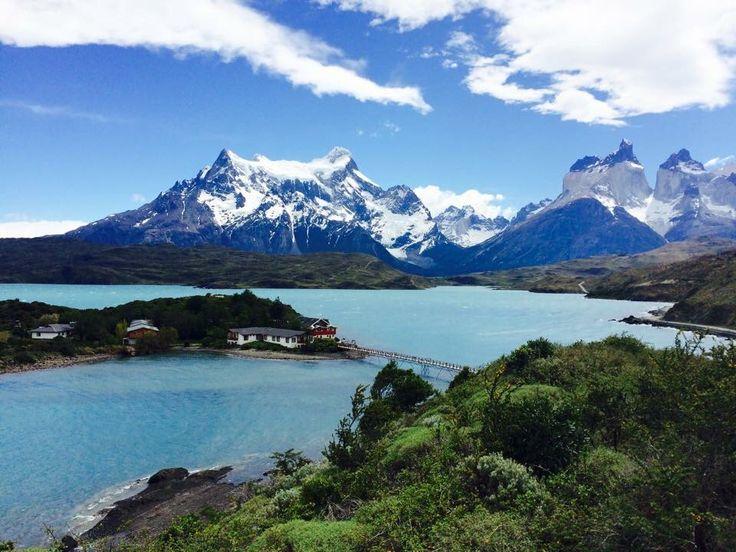 Torres del Paine, región antártica y Magallanes, Chile 2014
