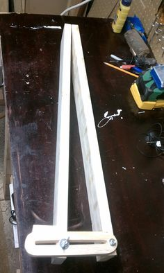 Too Many Projects: Go go mighty taper jig!