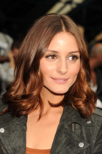 THE OLIVIA PALERMO LOOKBOOK: Olivia Palermo: The Queen of Perfect Hair .