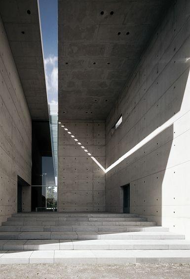 Crematorium Baumschulenweg Berlin Germany|Shultes Frank Architeckten