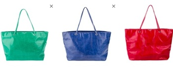 HALABY SS12 TOTES