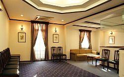 【福岡県久留米市 ホテルニュープラザKURUME・ウェディング】待合いロビー