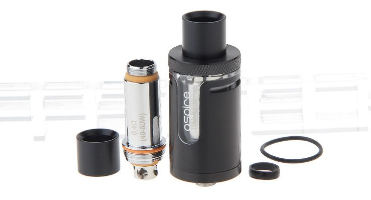 Authentic Aspire Cleito EXO Sub Ohm Tank Clearomizer (Standard Version)