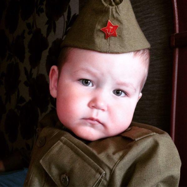 Военная форма для детей на 9 мая - Выкройки для детей, детская мода