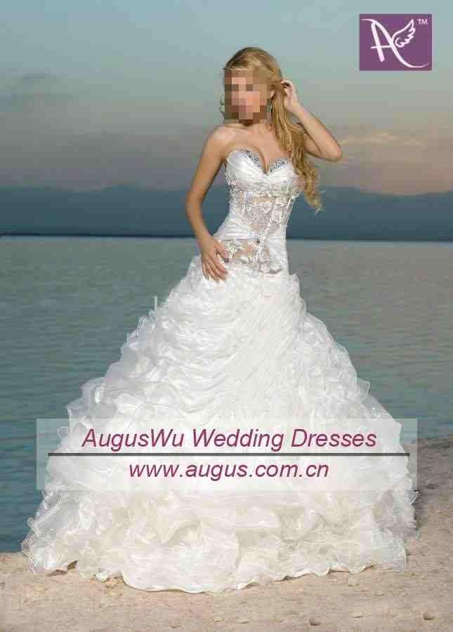 111 best wedding dresses images on Pinterest | Ball gown wedding ...