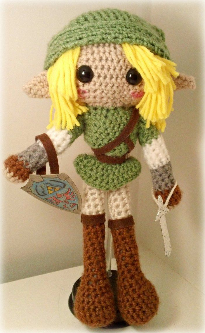 Link~Legend of Zelda by ViolaLoveSprite on DeviantArt