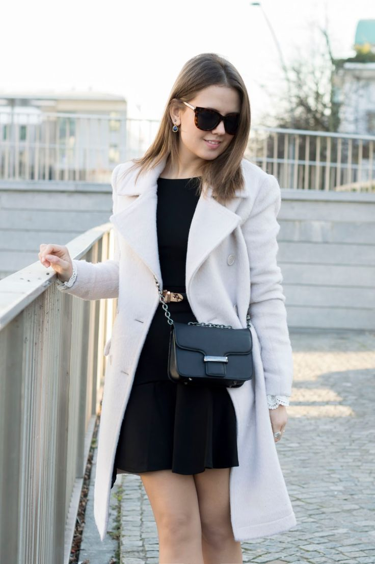Simple Chic Outfit-fashion blogger www.ellysa.it #ootd #winter #outfit #ideas