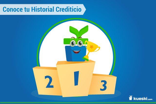 Conoce como consultar tu puntaje de buró y círculo de crédito aquí: http://kski.tips/HistorialCredi