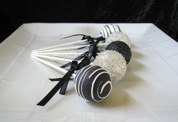 Wedding Favors: Cake Pops Wedding Favors Made to Order with High Quality Ingredients