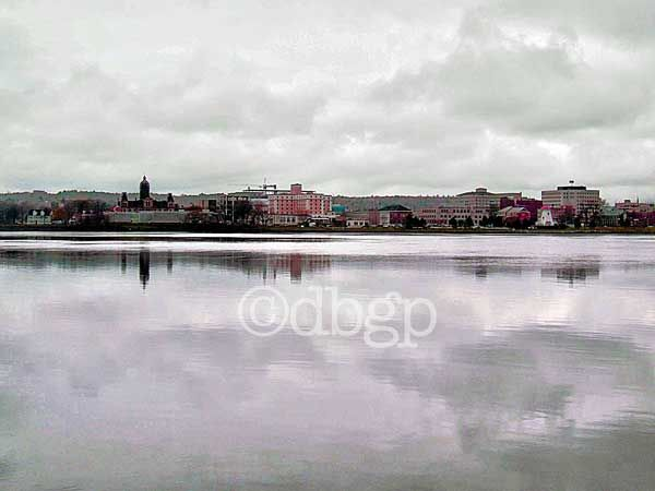 Fredericton Waterfront