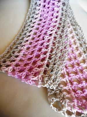 crochet spring scarf  O EspiñoCrochet Ideas, Crochet Spring, Crafts Crochet, Knits Crochet, Beautiful Colors, Crochet Scarves, Crochet Crafts, Crochet Knits, Beautiful Things