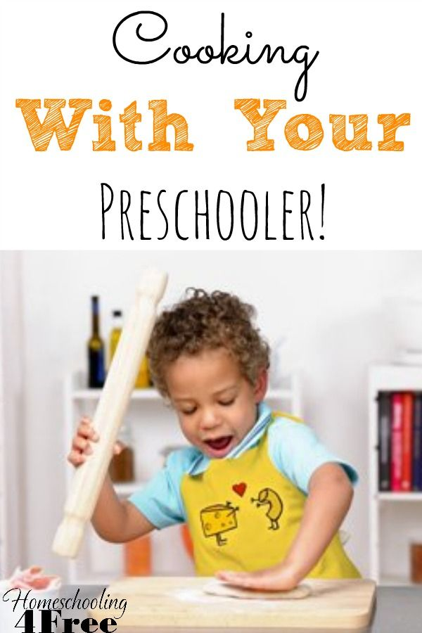 Thinking about cooking with your preschooler? Here are some great preschool cooking activities and tools to get you started!