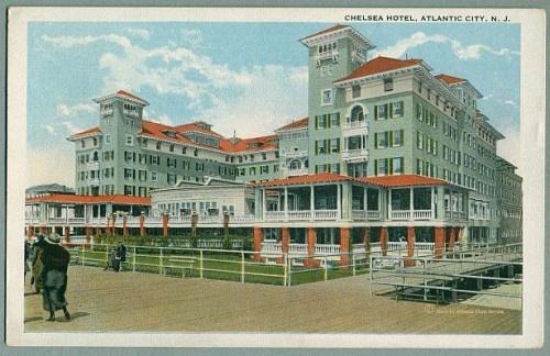 Chelsea Hotel AC, NJ