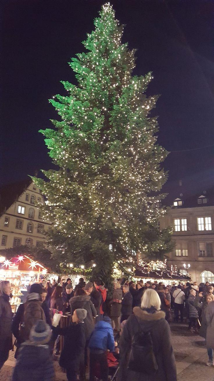 Weihnachtmarrk in Stuttgart - 29.11.- 23.12 2017