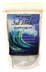 Salt Works Unrefined Sea Salt 16 oz. $4.16