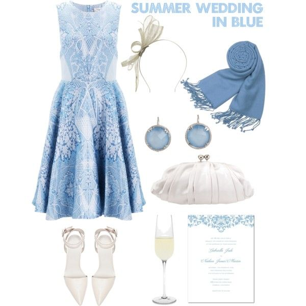25 Best Ideas About Blue Wedding Guest Outfits On Pinterest