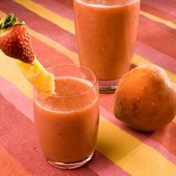 Basic Fruit Smoothie @ allrecipes.co.uk