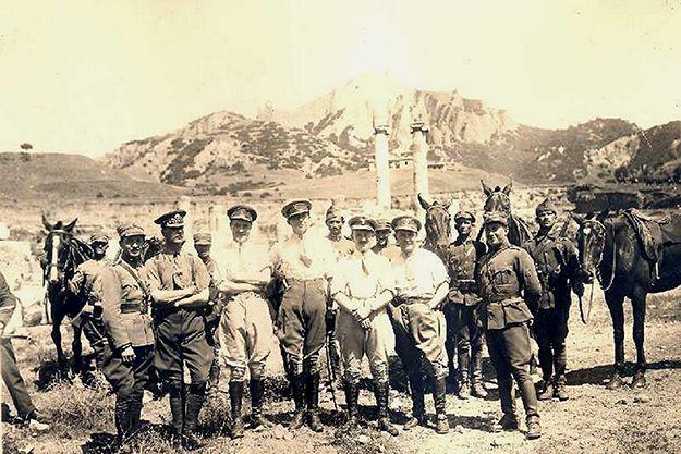 salihli'nin kurtuluşu 1922  sardes