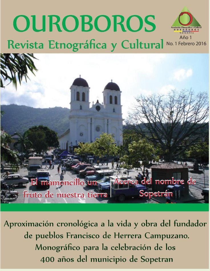 OUROBOROS Revista Etnografica y Cultural