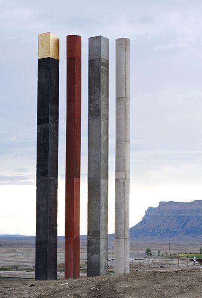 Elements. Green River, Utah, Usa, 2013