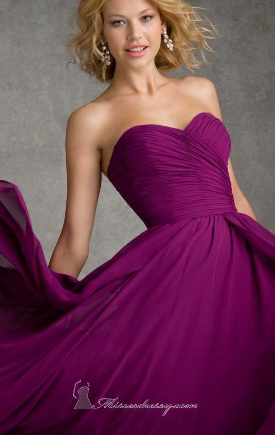 Mori Lee 20425 by Angelina Faccenda . Perfecto par una dama de honor, o  para una super fiesta.